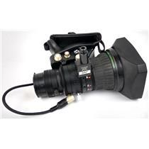 Fujinon S17x6.6BRM-SD 1:1.5/6.6-114mm Wide Video Camera Broadcast Zoom Lens