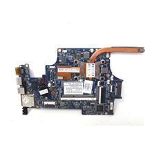 HP Folio 13 2000 UltraBook Laptop motherboard LA-8044P w/i5-2467M 1.60 GHz