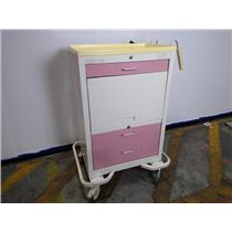 Armstrong Medical A-Smart Medical 4-Drawer Cart System