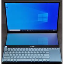 "Asus Zenbook Pro Duo i9-9980HK 32GB 1TB SSD 15.6"" Nvidia RTX 2060 UX581GV"