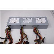 Lot of 3 Power Man P-P300CN7-2/ IP-P300BN1-0 SFX Power Supply