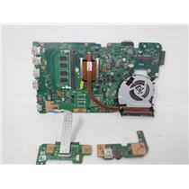 Asus X555UA Laptop motherboard X555UJ w/i7-6500U 2.60 GHz