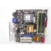Combo ASUS P5QL-VM EPU/CG5270/DP_MB motherboard w/C2Q Q8300 2.50GHz 8 GB RAM