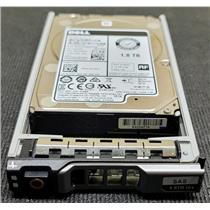 "Dell VJ7CD 1.8TB 10K 12Gb/s SAS 2.5"" HDD Seatgate ST1800MM0168 Gen 14 Tray"
