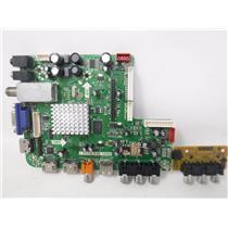 RCA LED32B30RQD TV Main Video Board T.RSC8.A1B 12092 (1B2E1807-00106673)