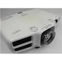 Epson H513A G6550WU PowerLite Pro 3LCD Digital Projector W/ HDMI 1735 Lamp Hours