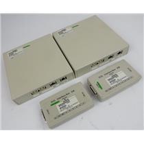 Axiom Sensis Modules 2x 10096664 ECG Interface Box & 2x 06623719 X-Ray Part