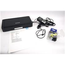 Epson B581A WorkForce WF-100 Wireless Mobile Inkjet Printer - TESTED & WORKING