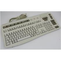 Alcatel 4049-4059 MMK Attendant Console Serial Keyboard 3AK17043ABAB 3AK15022UBA