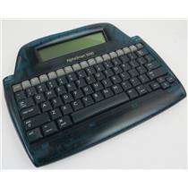 Vintage AlphaSmart 3000 Portable Laptop Keyboard Word Processor - WORKING