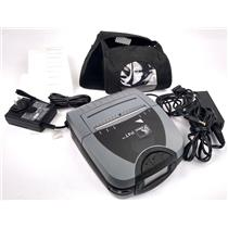 Zebra P4T P4D-0UB00000-00 Thermal Wireless Barcode Printer - Power On Cycle 139