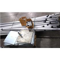 Exclusively Expo Hook Slot Pipe System for Trade Show and Event - PICK UP ONLY