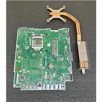 Dell OptiPlex 7760 7460 AIO Motherboard LGA1151 With Heat sink JWGHC 62RK6