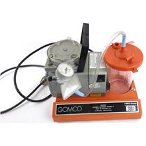 Gomco 3001 Portable Aspirator / Vacuum Suction Pump - TESTED & WORKING