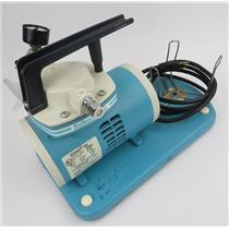 Schuco Inc Model S130 Schuco Vac Oil-Less Vacuum Aspirator Suction Pump 115V