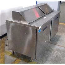Randell 9601-7 Commercial Refrigerated Counter / Salad Top TESTED & WORKING