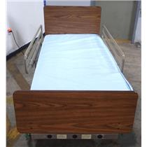 Basic American Premium Electric Hospital / Home Healthcare Bed w Mattress