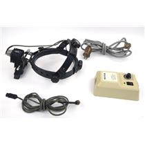 Mentor O&O 22-7704 Indirect Ophthalmoscope & Transformer - TESTED & WORKING