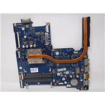 HP Notebook 15-ba009dx Motherboard LA-D711P w/AMD A6-7310 2.00GHZ