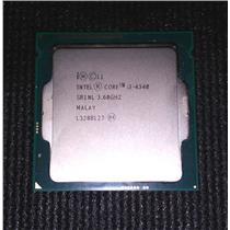 Intel SR1NL Core i3-4340 Dual Core 3.6GHz 4MB HyperThread LGA1150 Processor