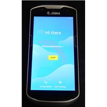 Zebra TC57HO Handheld Computer Barcode Scanner TC57HO-1PEZU4P-NA