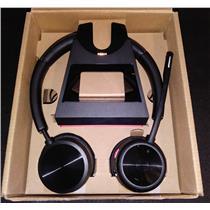 PLANTRONICS Poly Savi 7220 Office Binaural Wireless Headset System 213020-01