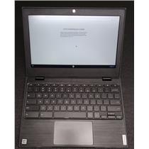 Lenovo 100e Chromebook 2nd Gen MTK 8173C 4GB LPDDR3 32GB eMMC 81QB0000US