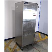 Harmony 450SS Indoor Stainless Steel Power Packer/Trash Compactor - WORKING
