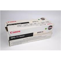Lot of 4 NEW Canon NPG-11 OEM Genuine Black Toner