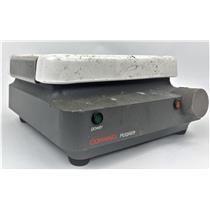 "Corning PC-300 6""x7"" Ceramic Scientific / Laboratory Hot Plate -TESTED & WORKING"