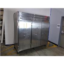 Randell 2030F S/C Reach-In Freezer Triple Door 208V Minor Damage UNTESTED