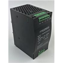 ITS Express ITS-80 Serie PS 24V 5A -Switch Power Supply Adapter - Working