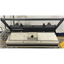 Seal Commercial 210 Dry Mount / Hot Press Dry Sealer Laminator TESTED & WORKING