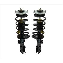 (2)  FRONT Complete Coil Spring Struts Fits For 03-07 XC70 AWD Wagon