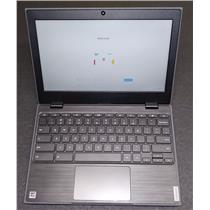 Lenovo 100e Chromebook 2nd Gen MTK8173c 4GB LPDDR3 32GB eMMC 81QB0000US