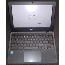 "Acer C733-C73P 11.6"" Chromebook N4000 4GB LPDDR4 32GB eMMC Chrome OS N18Q5"