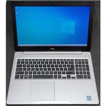 "Dell Inspiron 5570 15.6"" i5-8250U 8GB RAM 1TB HDD Touchscreen w/ AC adapter"