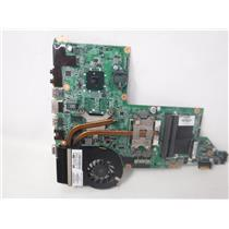 HP dv7-428dx Laptop Motherboard DA0LX6MBGH1/w i5-M460 2.53 GHZ