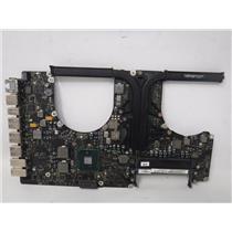 """Apple MacBook Pro A1297 Early 2010 17"""" Logic Board 820-2849-A w/i7-620M 2.66GHZ"""