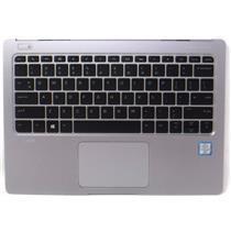 HP EliteBook Folio G1 Palmrest Assembly w/ Keyboard+Touchpad