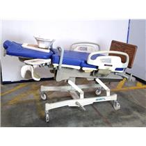 Hill-Rom Affinity II Medical Birthing Bed - Hospital Furniture TESTED & WORKING