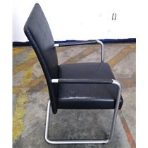 Steelcase Coalesse 1529M Office Guest / Waiting Room Black Chair - PICKUP ONLY