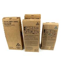 New Lot OF 4 Ricoh Savin Lanier Print Cartridge Cyan/Black