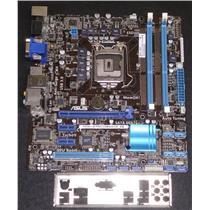 Asus P8H61-M PRO CM6630/DP Motherboard USB 3.0 DDR3 SATA3 H61 LGA1155 I/O Shield