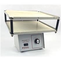 Boekel Rocker II Model 260350 Wave Motion Laboratory Shaker Rocker  WORKING