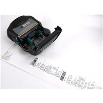 Zebra RW420 R4D-0UBA000N-00 Portable Barcode Printer - Power On Cycle 167103