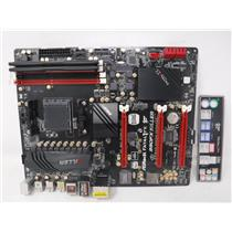 ASRock 990FX Killer ATX-Motherboard Socket-AM3+ w/4GB RAM