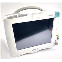 Philips Intellivue MP50 M8004A Wireless Portable Patient Monitor w PS Module