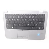 "HP EliteBook 720 G1 12.5"" Palmrest Assembly w/Keyboard + Touchpad"