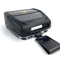 Zebra ZQ520 ZQ52-AUE0000-00 Thermal Wireless Printer - 31 Cycles / 540 IN